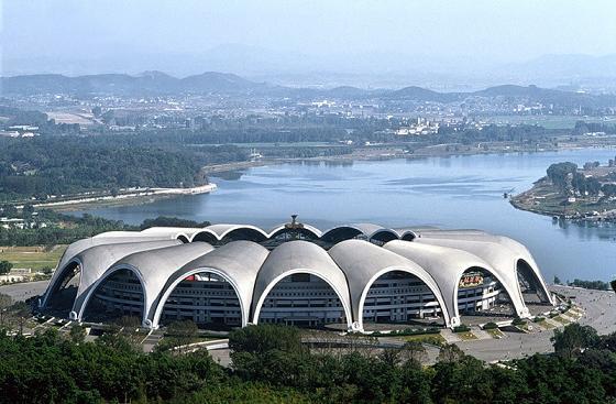 Стадион первого мая пхеньян северная