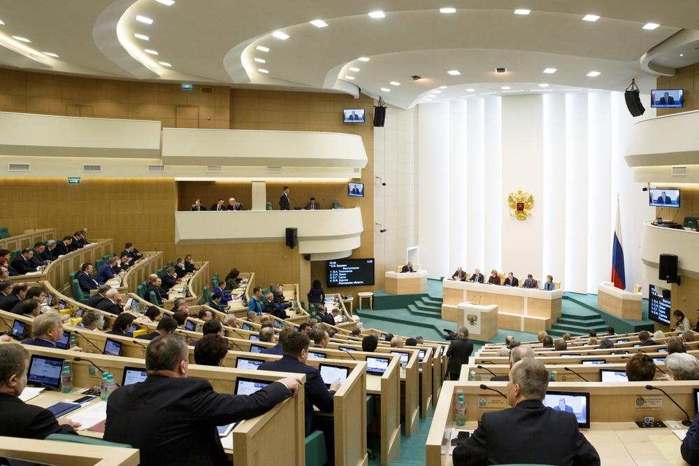В Совфеде не удивлены планам Киева по подрыву российского газопровода