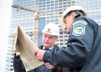 В Мосгосстройнадзоре рассчитывают на помощь СРО и НОСТРОЙ при проведении мероприятий для снижения производственного травматизма на строительных объектах